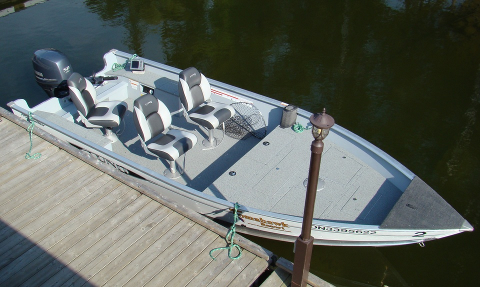 Best Fishing Boats