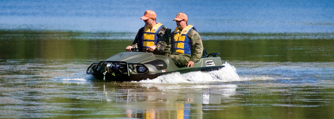 Why You Can't Go Wrong with an Argo ATV - Best Amphibious