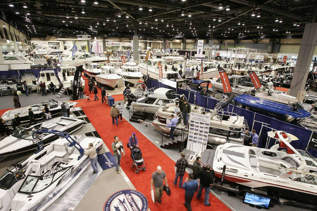 Photos 2019 Wny Boat Show: 6 Reasons Not To Purchase At The Boat Show