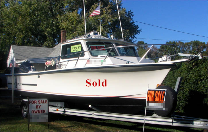 Used Fishing Boats For Sale >> Used Fishing Boat My Westshore